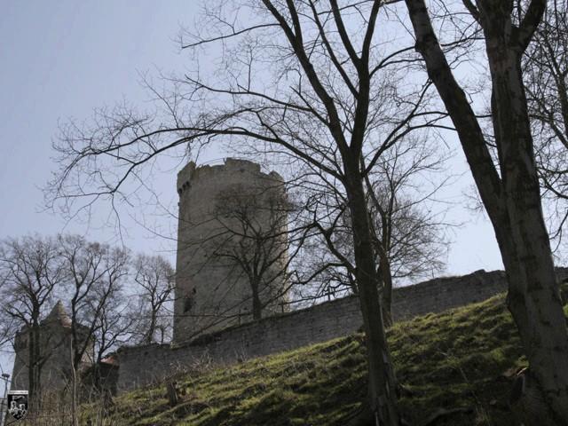 Burg Saaleck
