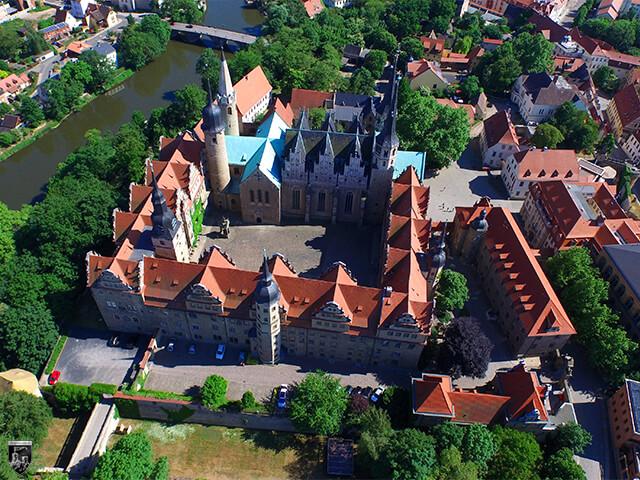 Schloss Merseburg in Sachsen-Anhalt