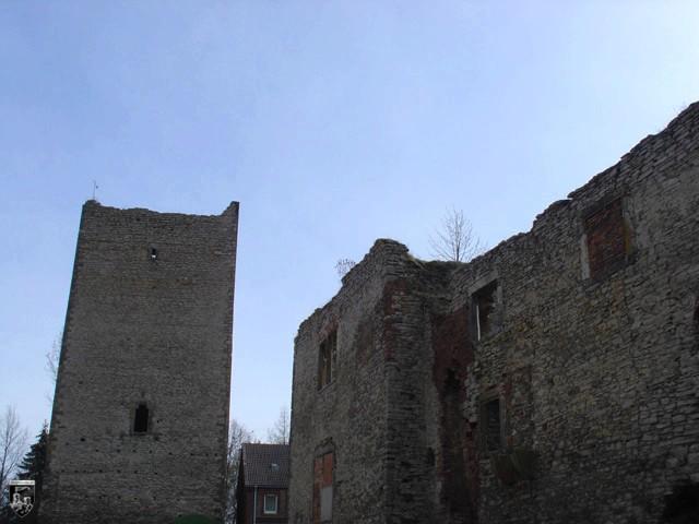 Burg Weferlingen in Sachsen-Anhalt