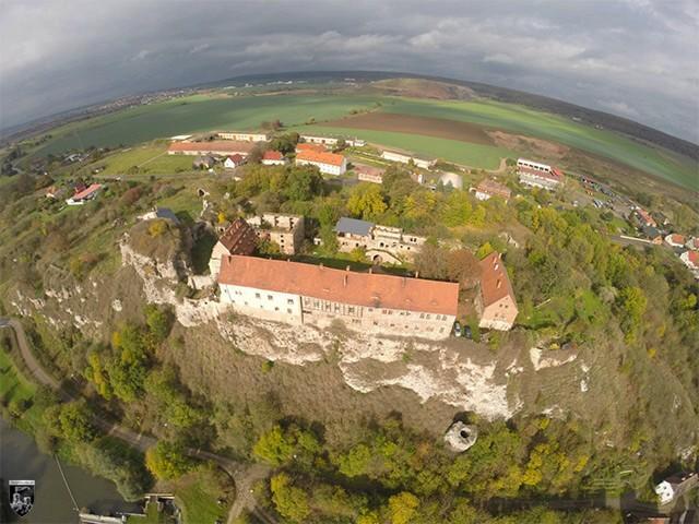 Burg Wendelstein in Sachsen-Anhalt