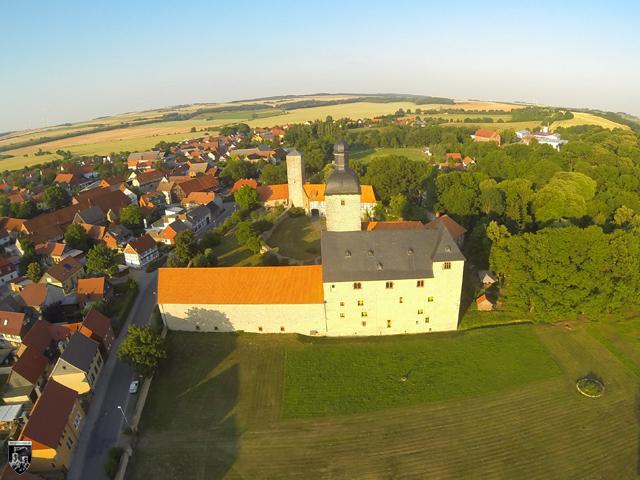 Burg Zilly in Sachsen-Anhalt
