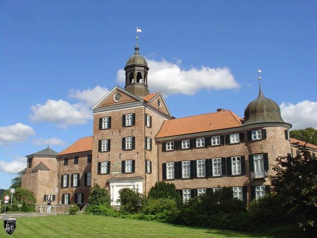 Schloss Eutin in Schleswig-Holstein