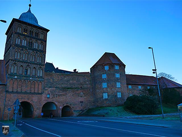 Burg Lübeck, Bucu in Schleswig-Holstein