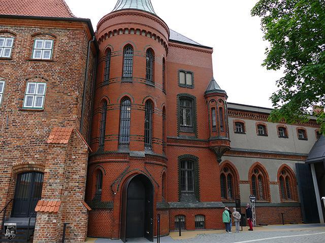 Burg Lübeck, Bucu