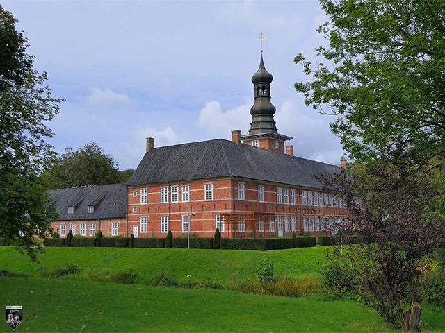 Schloss Husum, Schloss vor Husum, Husumer Schloss in Schleswig-Holstein