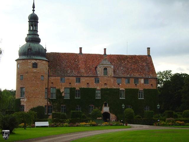 Burg Widtsköfle, Vittskövle Slott (Burg)