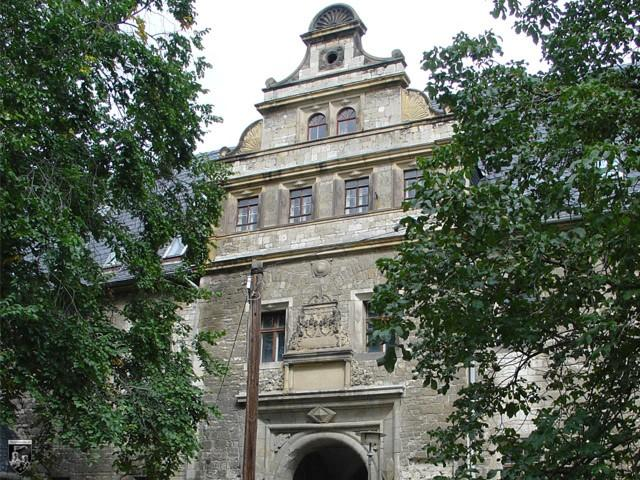Burg Beichlingen in Thüringen
