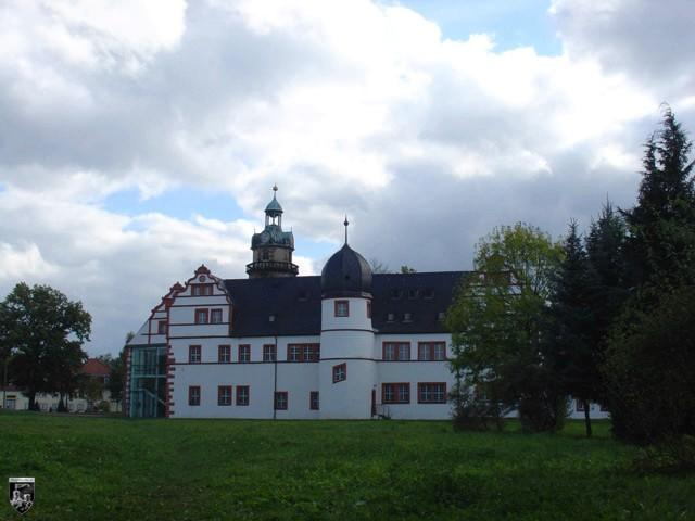 Schloss Ehrenstein in Thüringen