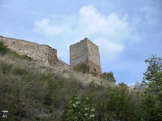 Burg Gleichen in Thüringen