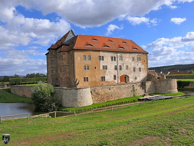Burg und Festung Heldrungen in Thüringen