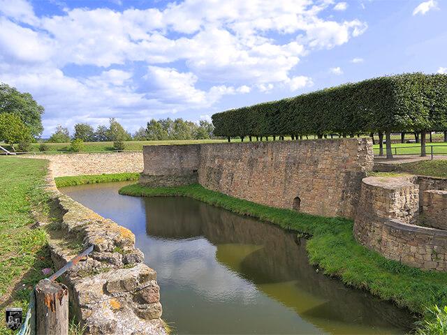 Burg Heldrungen