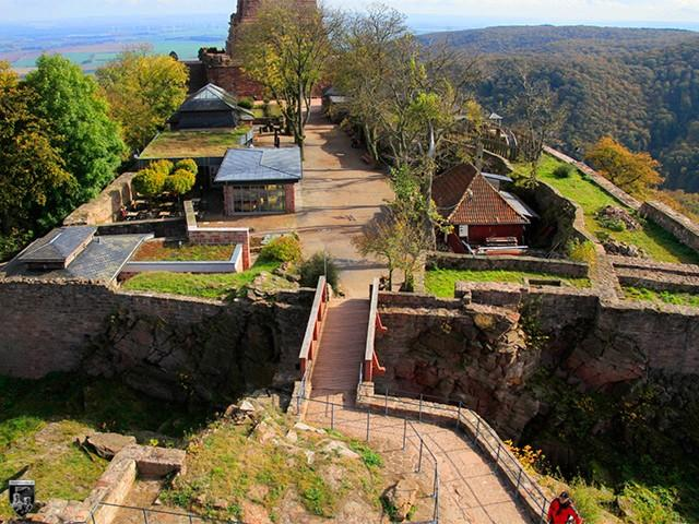 Burg Kyffhausen, Kyffhäuser Denkmal in Thüringen