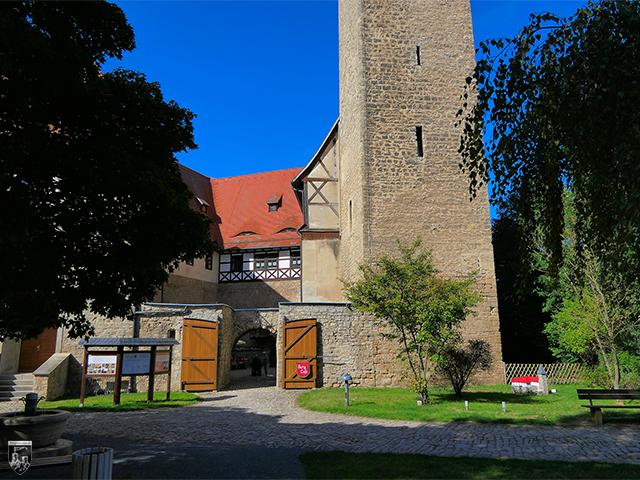 Burg Niederroßla