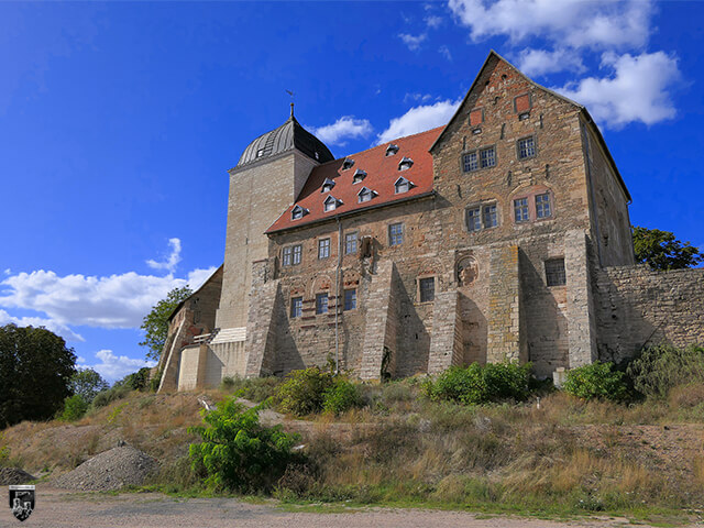 Burg Runneburg, Weißensee in Thüringen