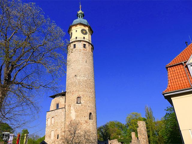 Schloss Neideck, Arnstadt in Thüringen