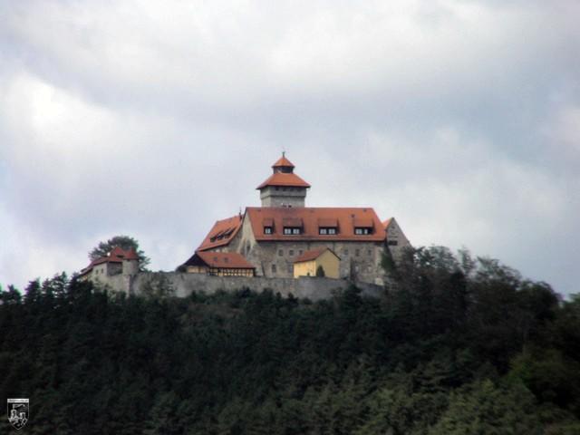 Burg Wachsenburg in Thüringen