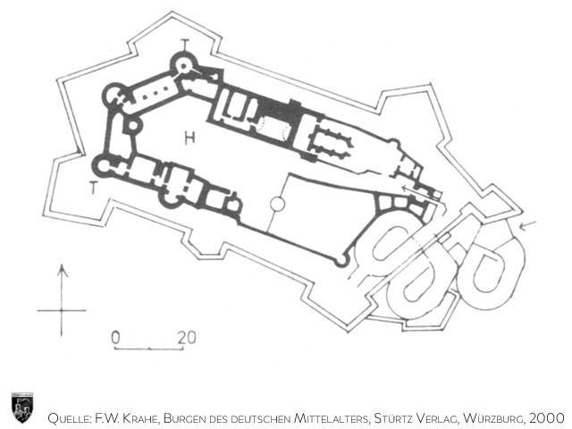 Burg Hohenzollern Burg Gipfelburg Burgenarchiv De