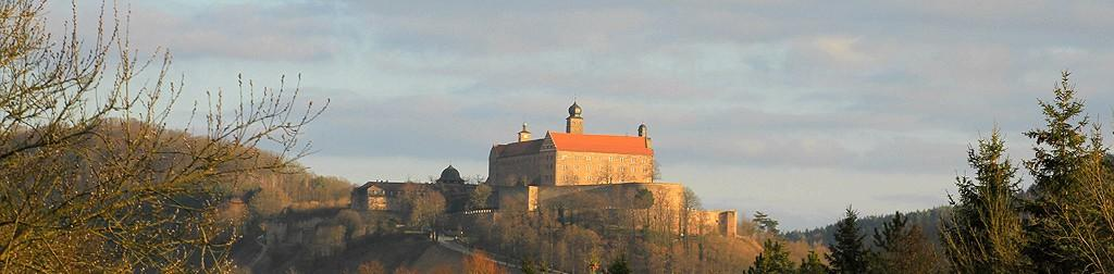 Die schönsten Schlösser und Burgen um Bayreuth