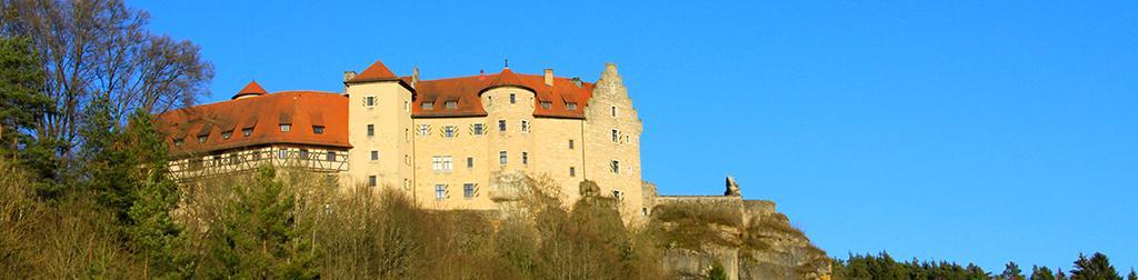 Die schönsten Schlösser und Burgen um Erlangen