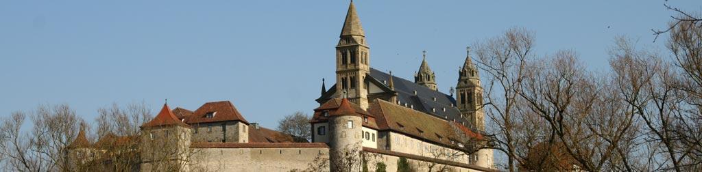 Die schönsten Schlösser und Burgen um Rothenburg on der Tauber