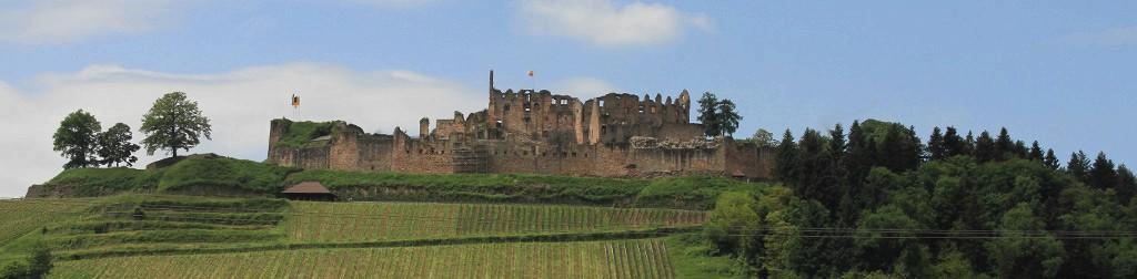 Die schönsten Schlösser und Burgen um ORTSNAME