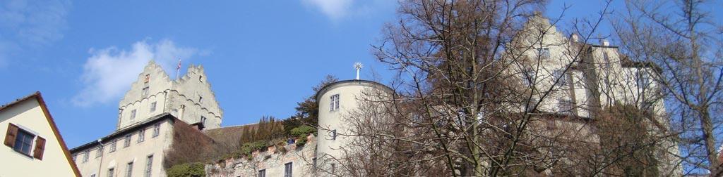 Die schönsten Schlösser und Burgen um Friedrichshafen