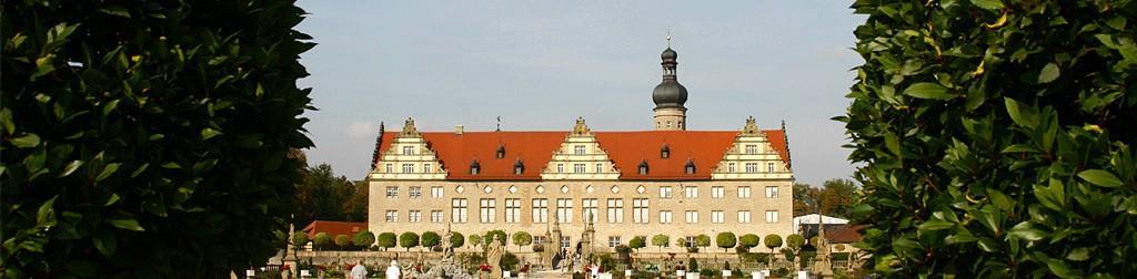 Die schönsten Schlösser und Burgen um Würzburg