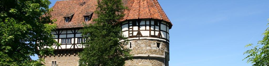 Burg bewerben