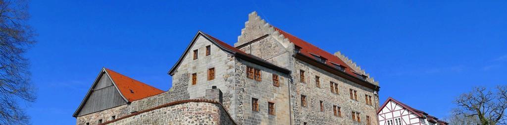 Die schönsten Schlösser und Burgen um Fulda