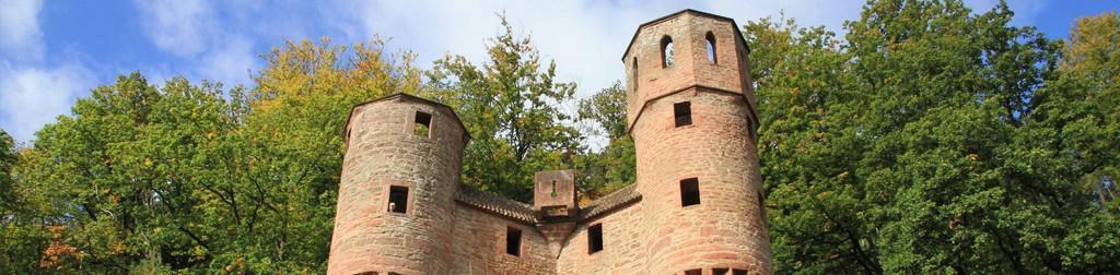 Die schönsten Schlösser und Burgen um Mannheim