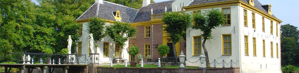 Die Burgen in Groningen