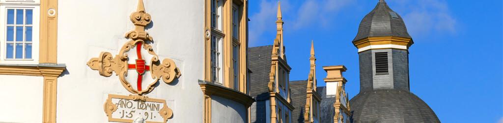 Die schönsten Schlösser und Burgen um Paderborn