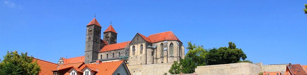 Die Burgen in Sachsen-Anhalt