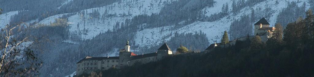 Die Burgen in Österreich