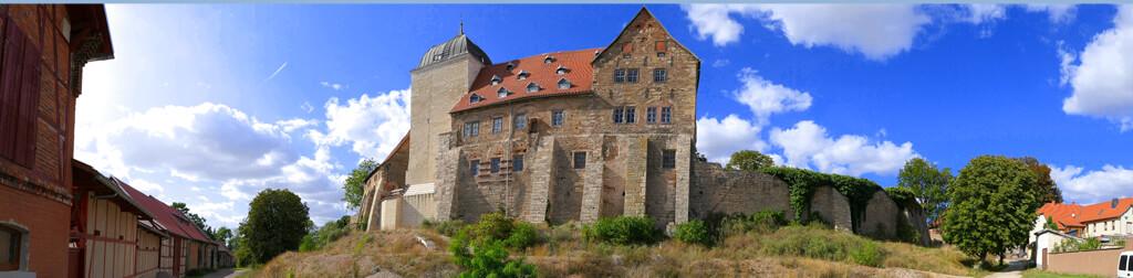 Die schönsten Schlösser und Burgen um Erfurt