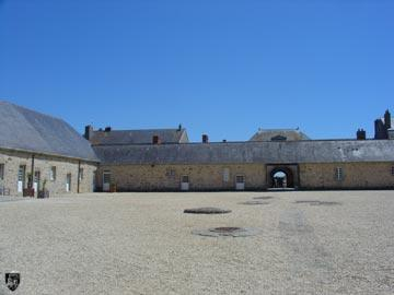 Burg Fort Port-Louis 12
