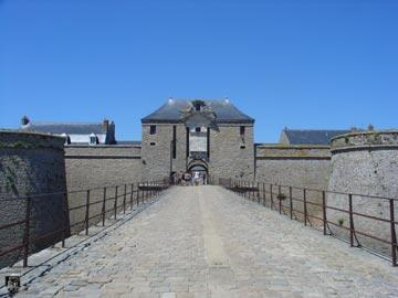 Burg Fort Port-Louis 2