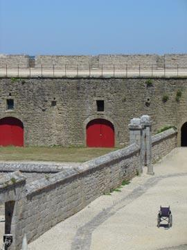 Burg Fort Port-Louis 22