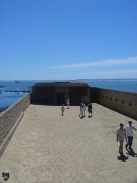 Burg Fort Port-Louis 34