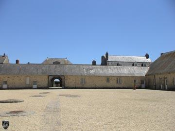 Burg Fort Port-Louis 49