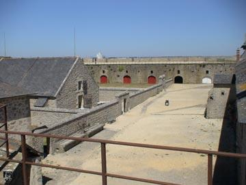 Burg Fort Port-Louis 59