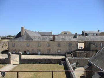 Burg Fort Port-Louis 64