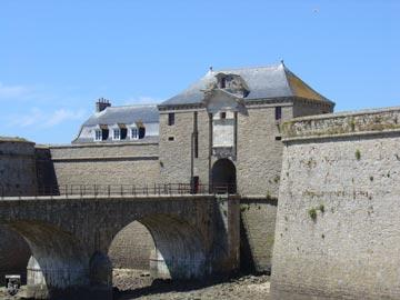 Burg Fort Port-Louis 7