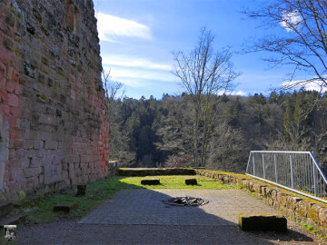 Burg Wilenstein, Willenstein 13