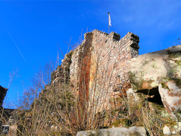Burg Wilenstein, Willenstein 15