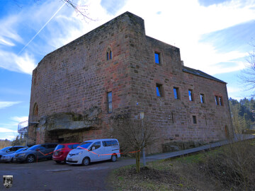Burg Wilenstein, Willenstein 2