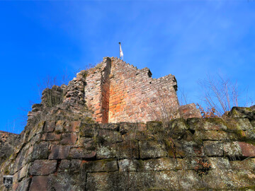 Burg Wilenstein, Willenstein 8