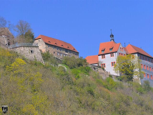 Dornburger Schlösser, Burg Dornburg