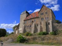 Burg Runneburg, Weißensee