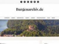Burgenarchiv.de hat ein neues Layout!